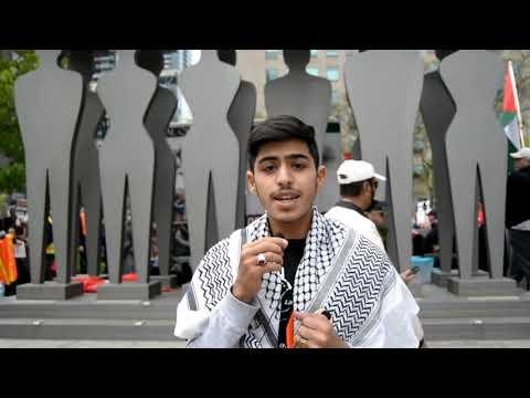 [Interview] Br. Hussain Mujtahdi | Annual Walk for Al Quds 2019 | Toronto, Canada - English