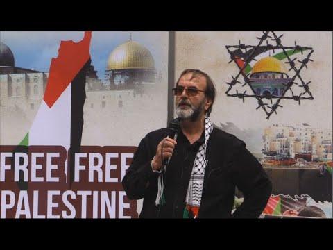 Br. Ali Mallah - Toronto Al-Quds Rally 2019 - English