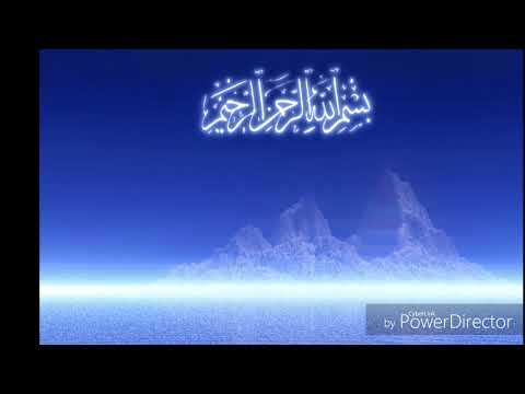 Juz 27- Which of the Favors of Your Lord Will you Deny? English