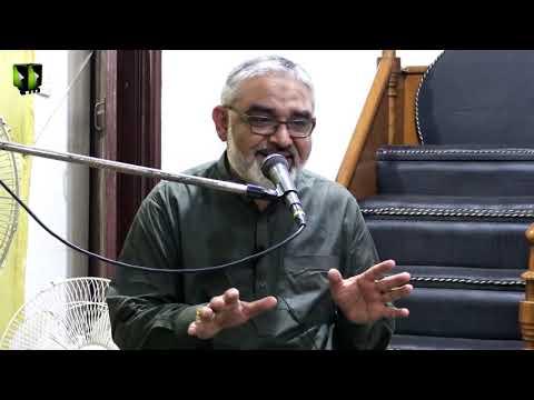 [Lecture 3] Topic:  غیبت امام زمانہ عج | H.I Ali Murtaza Zaidi | Mah-e-Ramzaan 1440 - Urdu