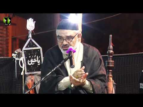 Majlis-e-Soyam | Essal-e-Sawab Allama Dr. Abbas Kumaili | H.I Ali Murtaza Zaidi - Urdu