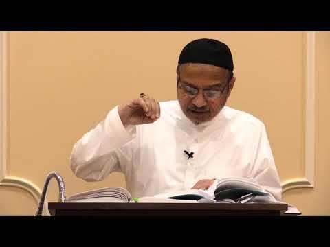 [07] - Tafseer Surah Marium - Tafseer Ul Meezan - Dr. Asad Naqvi - English