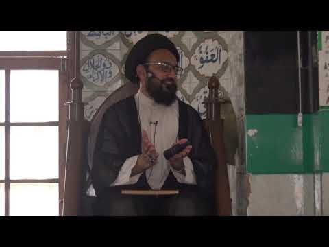 [Lecture] Topic: Imam Ali (as) Ke Nigah May Samaje Masael or Unka Hal | H.I Sadiq Raza Taqvi - Urdu