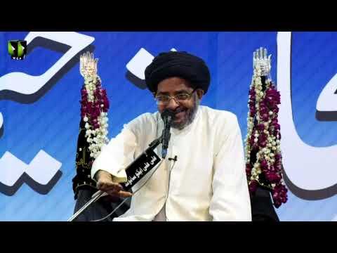 [Majlis-e-Tarheem] Essal-e-Sawab Allama Dr. Abbas Kumaili | H.I Razi Jafar Naqvi - Urdu