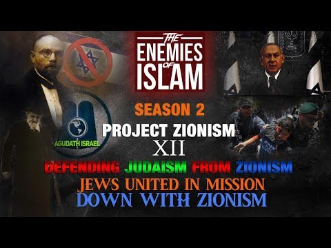 Defending Judaism from Zionism - Jews United in Mission: Down with Zionism [Ep.12] | Project Zionism | The Enemies of Is