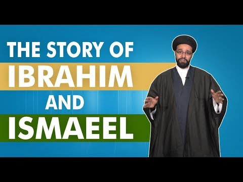 The Story of Ibrahim and Ismaeel | One Minute Wisdom | English