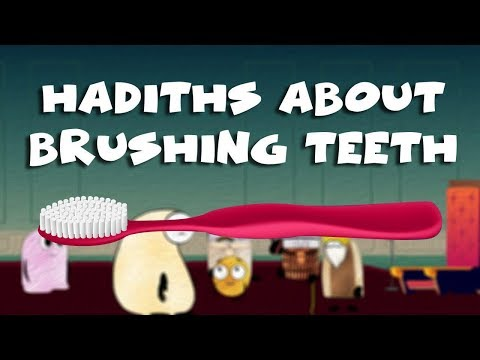Hadiths about Brushing Teeth | When a Friend has Bad Breath (Pt. 2/2) | BISKITOONS | English