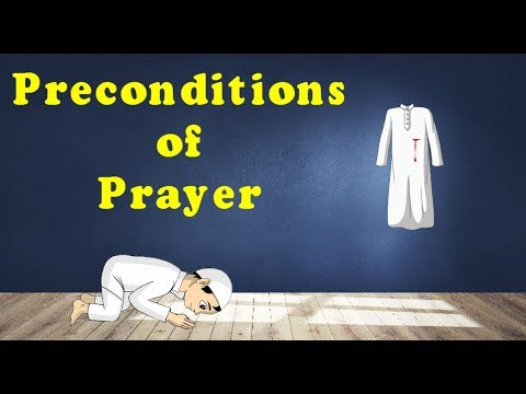 Preconditions of Prayer - Salah - L1 - English