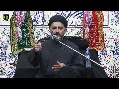 [01] Topic: Qualities of Companion of Imam Hussain (as) | Moulana Nusrat Bukhari | Muharram 1441 - Urdu