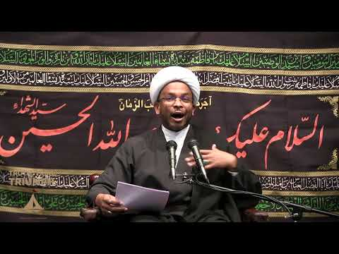 [Night 3] Topic: Truth,Trial Triumph Shaykh Usama Abdulghani Muharram 2019 English
