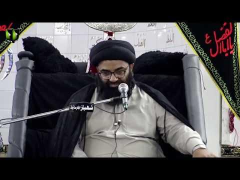 [04] Topic: Maqsad e Karbala Aur Ahad e Hazir | H.I Kazim Abbas Naqvi | Muharram 1441/2019 - Urdu
