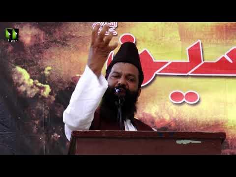 [YOUM-e-HUSSAIN AS] Qazi Ahmed Noorani   FUUAST   Muharram 1441/2019 - Urdu