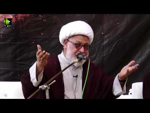 [YOUM-e-HUSSAIN AS] Ghulam Abbas Raesi | FUUAST | Muharram 1441/2019 - Urdu