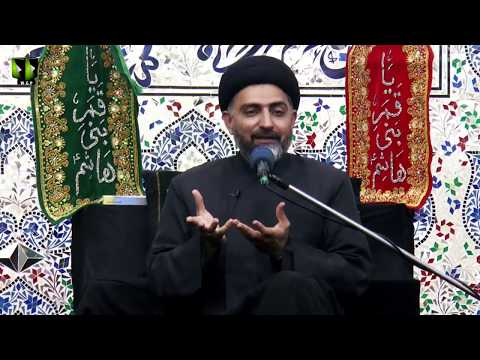 [05] Topic: Qualities of Companion of Imam Hussain (as) | Moulana Nusrat Bukhari | Muharram 1441 - Urdu