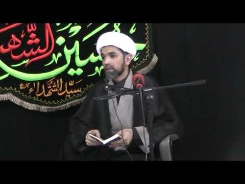 Maulana Mehdi Abbas | Majlis | 5 Muharram 1441H | Urdu