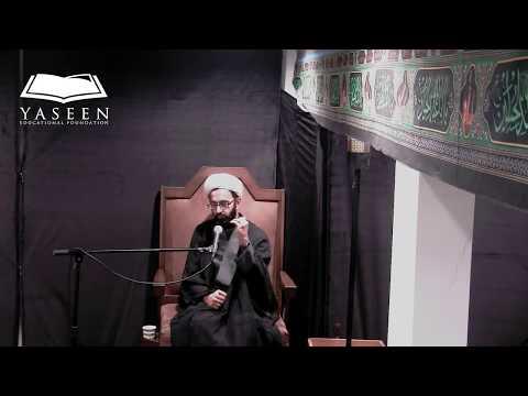 [Night 1] Topic:What is Dhulm (Oppression)| Sheikh Salim Yusufali Muharram 2019 English