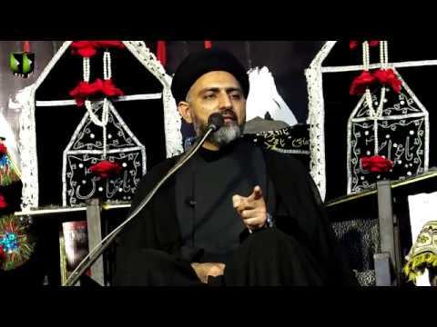 [Majlis-e-Aza] Moulana Syed Nusrat Abbas Bukhari | 19 Muharram 1441/2019 - Urdu