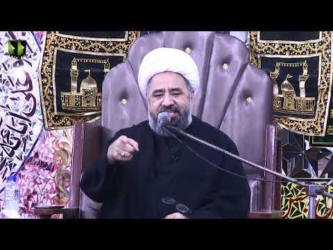 [07] Topic: Wilayat e Ahlebait (as) | H.I Muhammad Amin Shaheedi | Muharram 1441/2019 - Urdu
