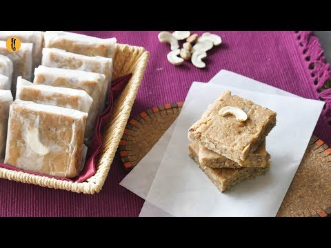 [Quick Recipe] 7 Cup Barfi - English Urdu
