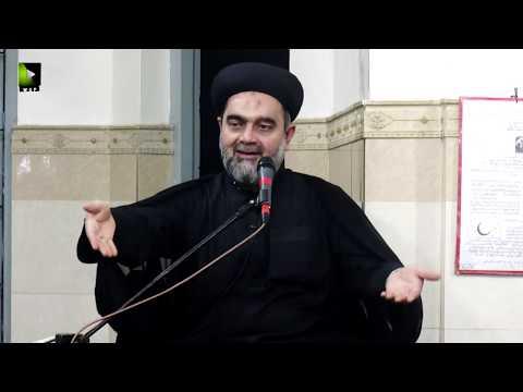 [04] Topic: Mojizaat Imam Hasan (as) Or Tarekh e Azwaaj e Masoom | H.I Muhammad Ali Naqvi - Urdu