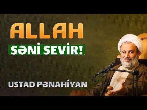 Allah səni sevir! | Ustad Pənahiyan - Farsi sub Azeri