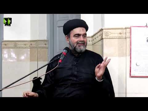 [08] Topic: Mojizaat Imam Hasan (as) Or Tarekh e Azwaaj e Masoom | H.I Muhammad Ali Naqvi - Urdu