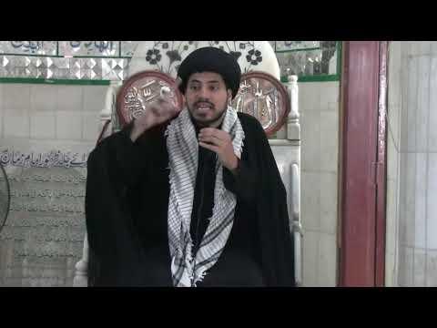 [Majlis] Topic: Marjaiyat; Muhafize Islam | Moulana Haider Ali Jafri | Muharram 1441/2019 - Urdu