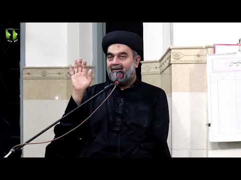 [09] Topic: Mojizaat Imam Hasan (as) Or Tarekh e Azwaaj e Masoom | H.I Muhammad Ali Naqvi - Urdu