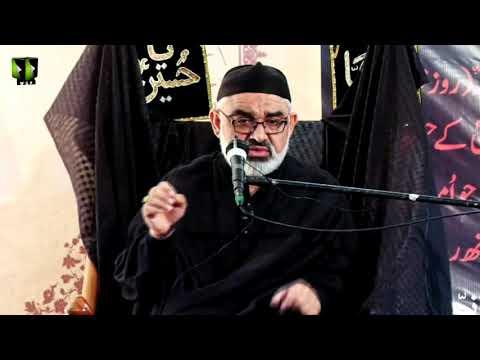 [05] Topic: Islami Tarbiyat Kay Marahil Or Bunyadi Usool   H.I Ali Murtaza Zaidi   Safar 1441 - Urdu