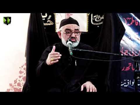 [06] Topic: Islami Tarbiyat Kay Marahil Or Bunyadi Usool   H.I Ali Murtaza Zaidi   Safar 1441 - Urdu