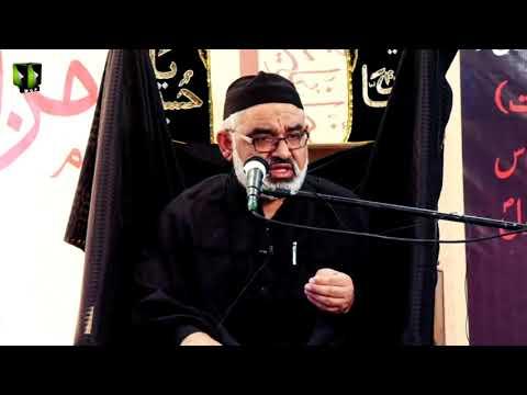 [07] Topic: Islami Tarbiyat Kay Marahil Or Bunyadi Usool   H.I Ali Murtaza Zaidi   Safar 1441 - Urdu