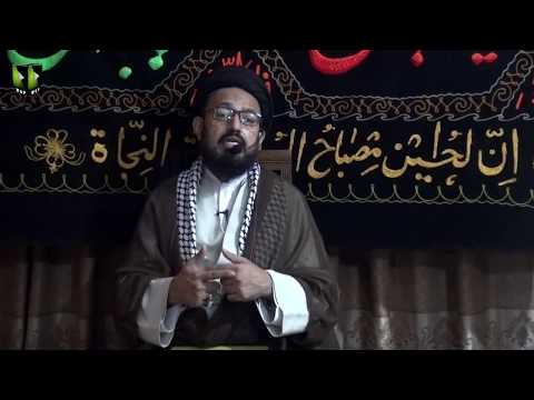 [01] Topic: Imam (aj) kay Liey Tayyari Or Rouhani Rabta   H.I Sadiq Taqvi   Safar 1441 - Urdu