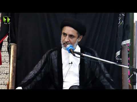 [03] Topic: Quran or Karbala | H.I Muhammad Haider Naqvi | Safar 1441 - Urdu