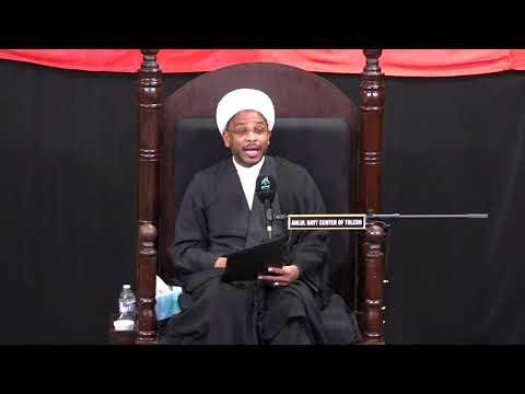 God is on Your Side - Sheikh Usama Abdulghani Oct.6,2019 English