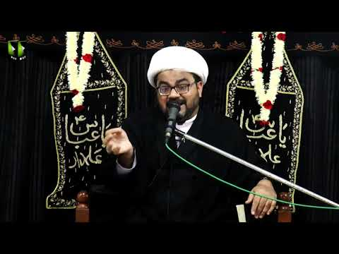 [02] Topic: Nafs e Mutmaina   H.I Muhammad Raza Dawoodani   Safar 1441 - Urdu
