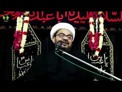 [03] Topic: Nafs e Mutmaina   H.I Muhammad Raza Dawoodani   Safar 1441 - Urdu