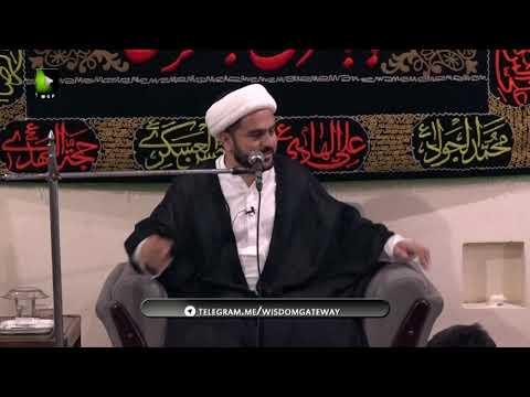 [01] Topic: Taqwa - تقوی   H.I Moulana Muhammad Nawaz   Muharram 1441 - Urdu