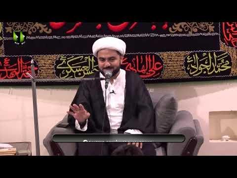 [02] Topic: Taqwa - تقوی   H.I Moulana Muhammad Nawaz   Muharram 1441 - Urdu