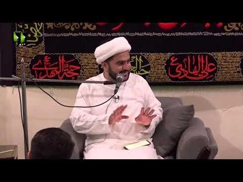 [04] Topic: Taqwa - تقوی   H.I Moulana Muhammad Nawaz   Muharram 1441 - Urdu