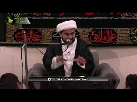 [05] Topic: Taqwa - تقوی   H.I Moulana Muhammad Nawaz   Muharram 1441 - Urdu