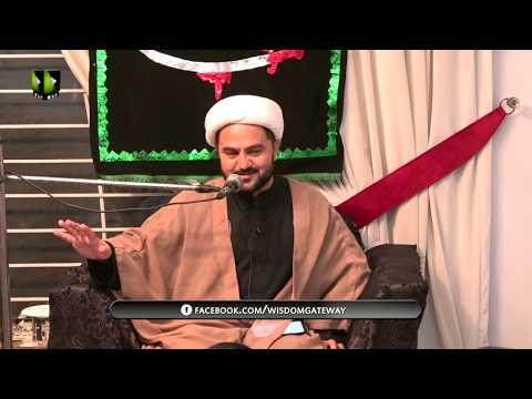 [06] Topic: Taqwa - تقوی   H.I Moulana Muhammad Nawaz   Safar 1441