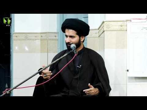 [02] Topic: Karbala Ta Zahoor | Moulana Arif Shah Kazmi | 1441/2019 - Urdu