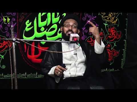 [Majlis] Topic: Mawadat e Ahlebait (as) Or Imam e Zamana (aj)   H.I Sadiq Raza Taqvi - Urdu