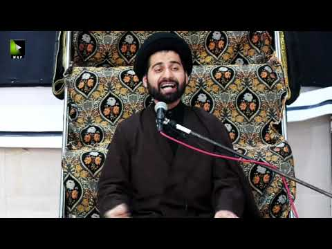 [05] Topic: Karbala Ta Zahoor | Moulana Arif Shah Kazmi | 1441/2019 - Urdu