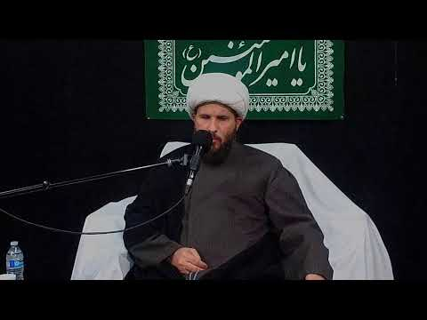 Having Faith in Allah's promise - Shaykh Hamza Sodagar English