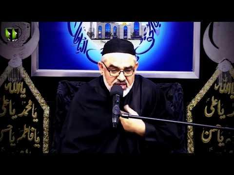 [Clip] Rasool Allah (saww) ke 5 Wasiyatain | H.I Syed Ali Murtaza Zaidi - Urdu