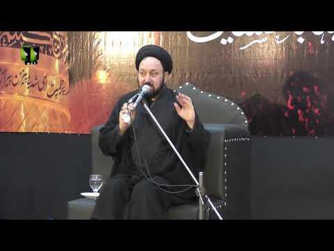 [05] Topic: Kya Hum bhi Rasool Allah kay Sahabi ban Saktay Hain? | Dr. Molana Ali Hussain Madni | Rabi ul Awal 1441-2019