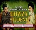A Clear Instruction for a Howza Student   Ayatollah Sayyid Ali Khamenei   Farsi Sub English