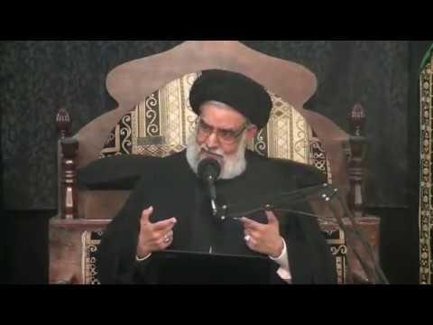 8. Family Life in Islam   Muharram 1441   Maulana Syed Muhammad Rizvi
