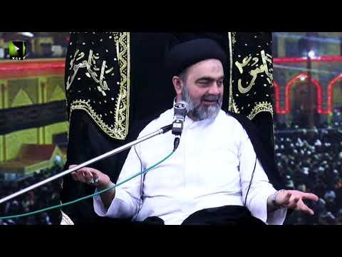 [Majlis] H.I Syed Muhammad Ali Naqvi | 01 December 2019 - Urdu